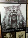 Chinese WarcraftMovie exhibition-Durotan