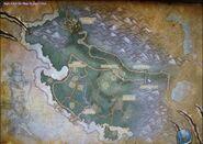 Gilneas full map