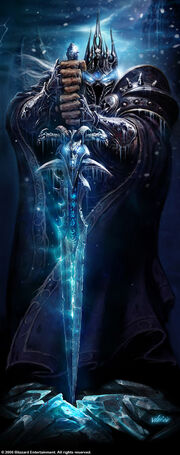 Lich King official site