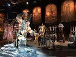 Warcraft movie tour room from Duncan Jones