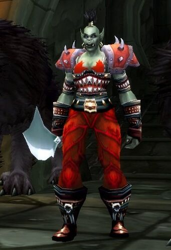 Bloodaxe Raider