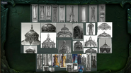 BlizzCon Legion - Azsuna ancient nightelf architecture concept art2