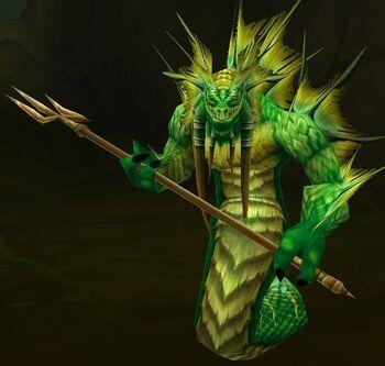 Hatecrest Serpent Guard
