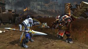 Siege of Lordaeron - Battle for Azeroth - Warcraft