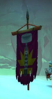 Frostwolf Banner