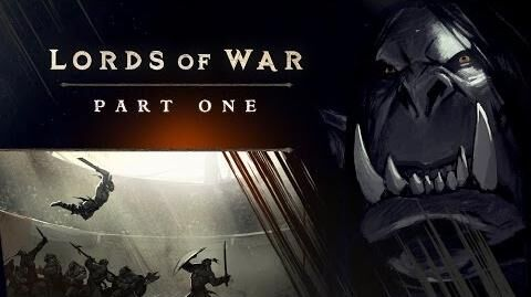 Lords of War Part One – Kargath