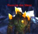 Porecite the Silent