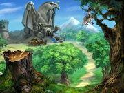 Northeron Pass Hinterlands, Warcraft Adventures