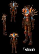 Warlord's Vestments