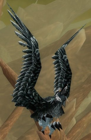 Dire Raven