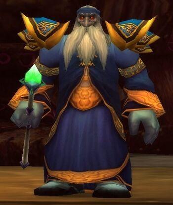 Warder Stilgiss