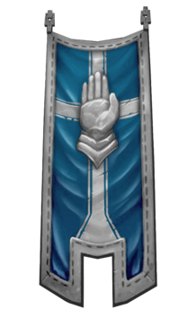 The Banner of the Silverhand