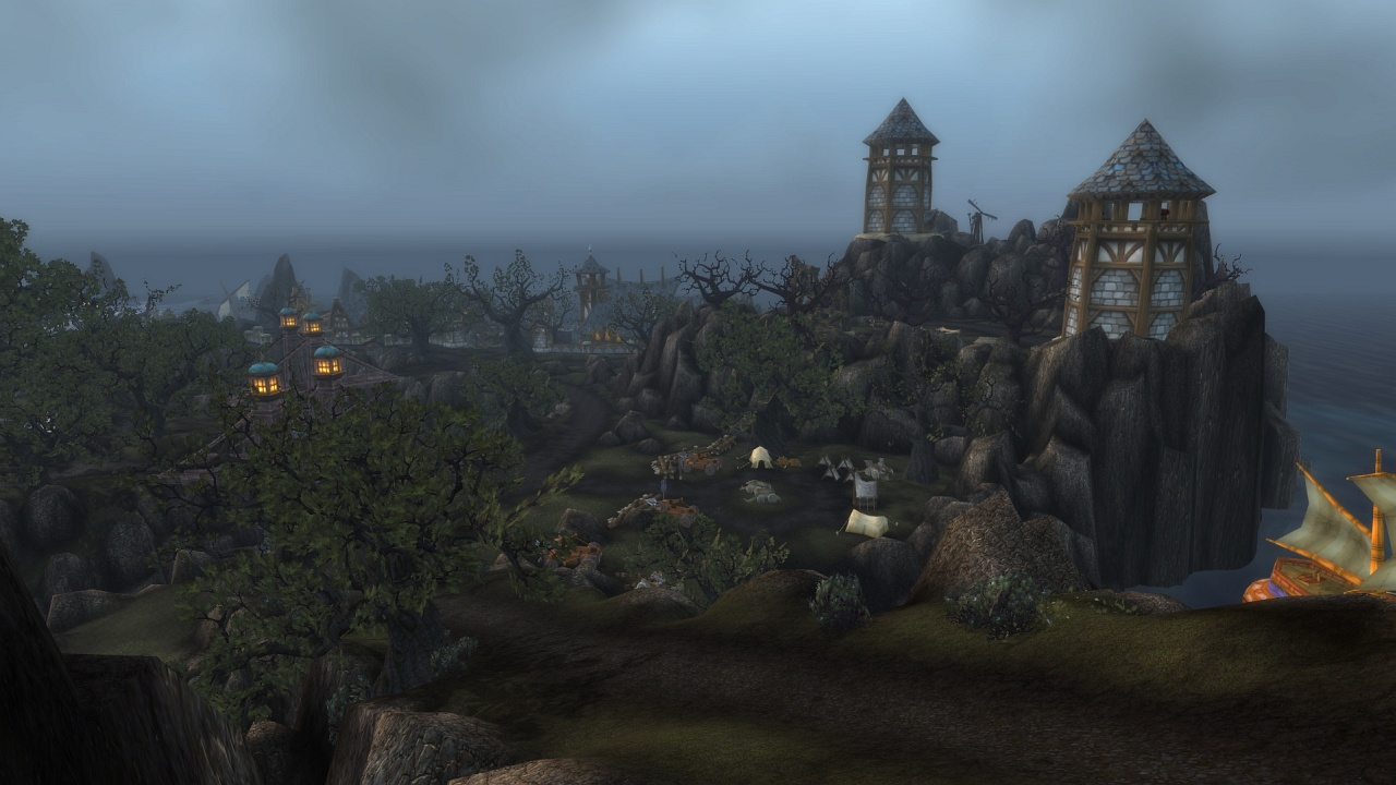 how to get to tol barad from tol barad peninsula