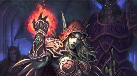 Sylvanas Windrunner: Edge of Night