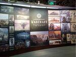 Chinese WarcraftMovie exhibition-Legendary Warcraft Experience
