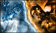 Sindragosa and deathwing by anthonyavon-d562cty
