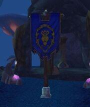 Zangarmarsh Banner Alliance