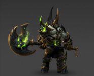 Legion cinematic Felguard demon1