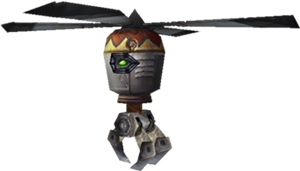 Gnomish copter