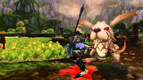 Mists of Pandaria Gameplay du Moine