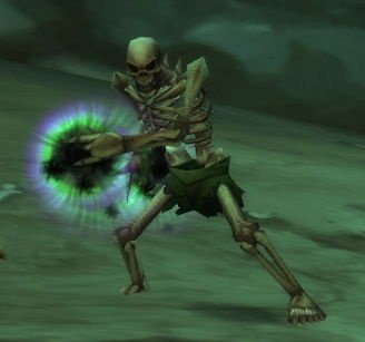Skeletal Shadowcaster