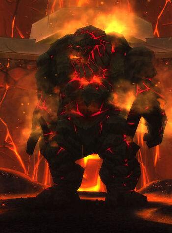 Ancient Smoldering Behemoth