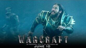 """Warcraft - """"Lothar"""" Extended Character Video (HD)"""