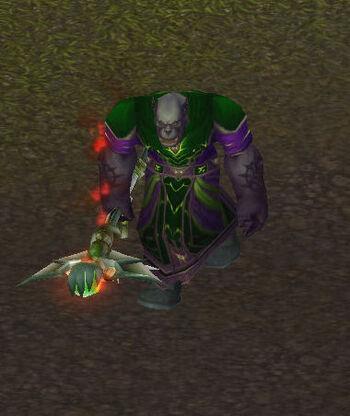 Dragonmaw Warlock