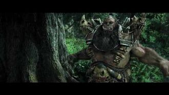 Warcraft - Lothar & Soldiers Are Attacked - Own it 9 27 on Blu-ray