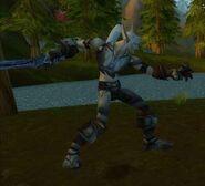 High Elven Warrior male