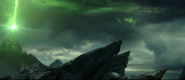 Legion cinematic base image for reefs prior to adding ships