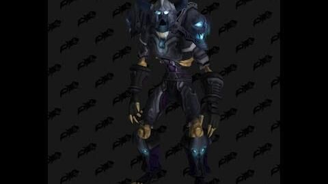 Dreadnaught's Battlegear - Warrior T3 Tier 3 - World of Warcraft Classic Vanilla