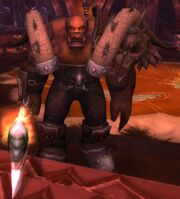 Garrosh Hellscream (Hold)
