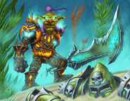 Goblin Death Knight