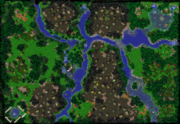 The Brothers Stormrage Map