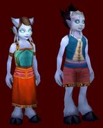 Draenei children
