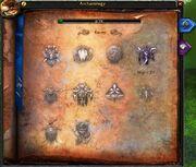 Current Artifacts - Horde