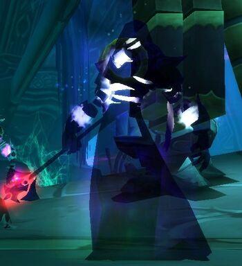 Ethereal Darkcaster