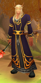 Magister Duskwither