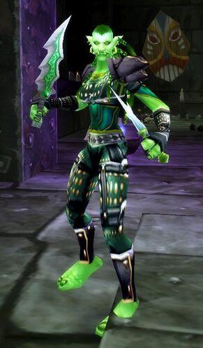 Shadow Hunter Vosh'gajin
