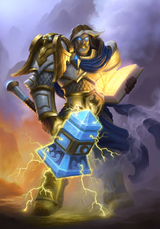 Uther the Lightbringer