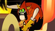S1e3b Lord Hater hears the phone ring
