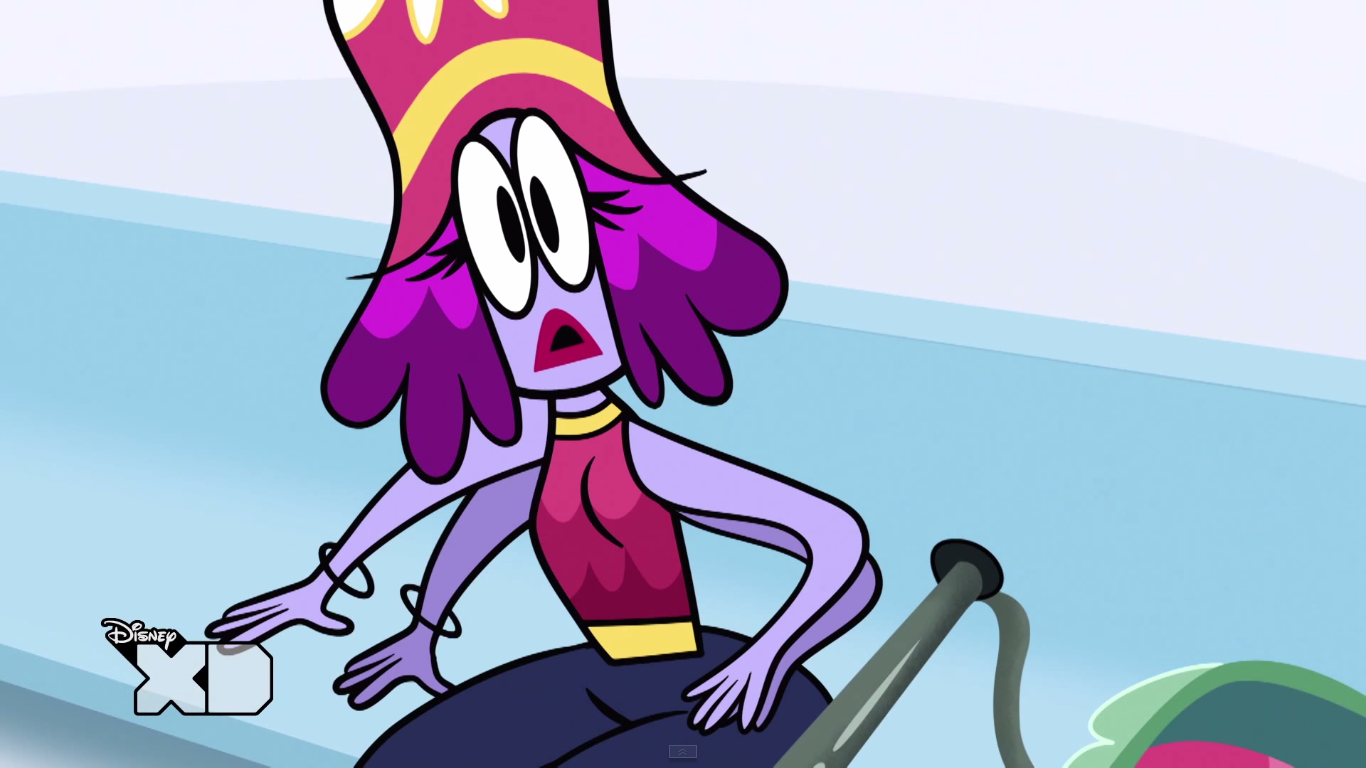 Unnamed Mother Wander Over Yonder Wiki Fandom Powered By Wikia