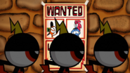 S1e2b Watchdogs marching past wanted poster