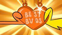 S1e16b Best Buds whole heart pendant