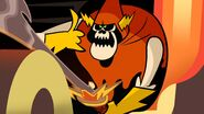 S1e3b Lord Hater answers the 'phone'