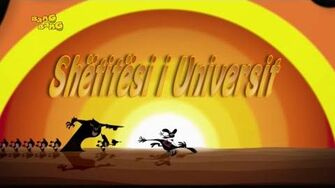 Wander Over Yonder - theme song (Albanian)