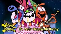 Wander Over Yonder Songs - It's Your Happy Birthday