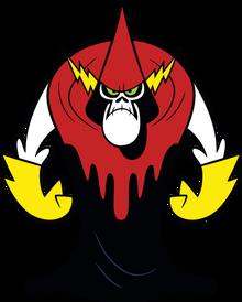 Лорд Злыдень (character)