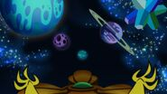 S1e2a Planets floating above Lord Hater